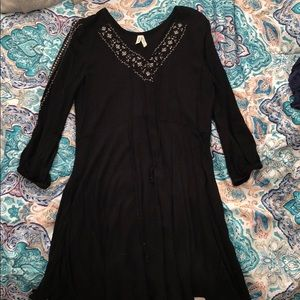 Mudd Black dress